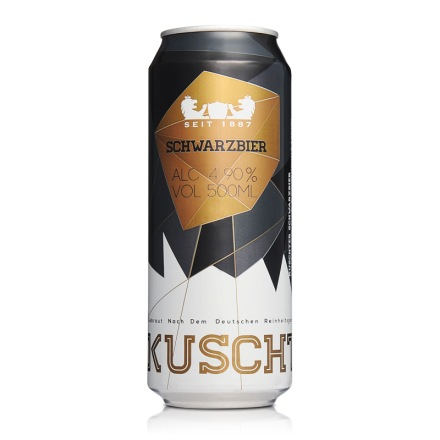 德国库斯特黑啤酒50